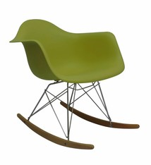 RAR Rocking Chair Green