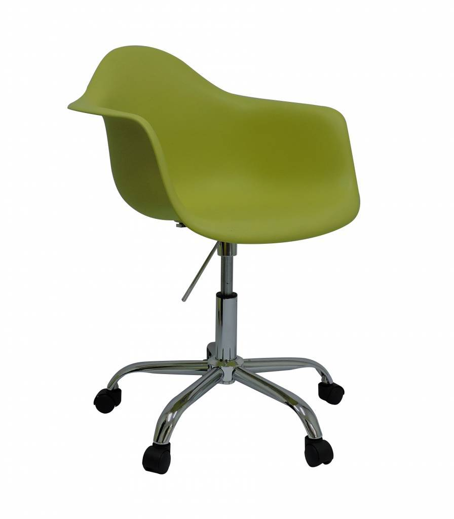 PACC Eames Design Chair Green