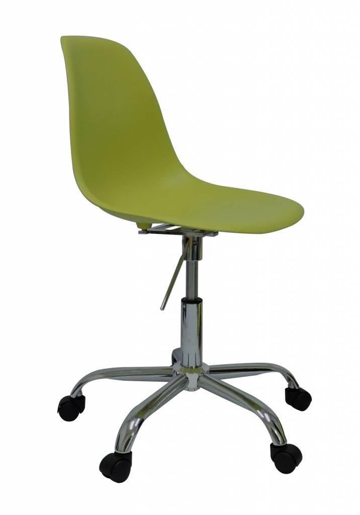 PSCC Eames Design Chair Green