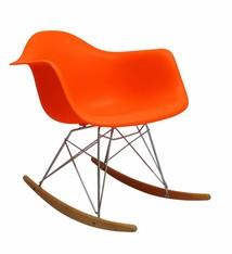 RAR Rocking Chair Orange