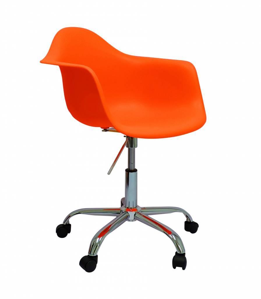 PACC Eames Design Chair Orange