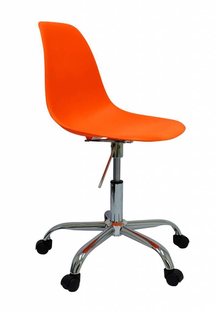 PSCC Eames Design Chair Orange