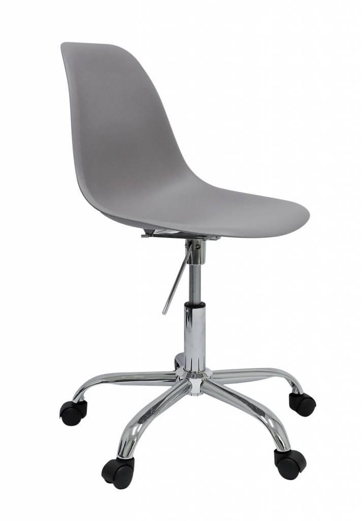 PSCC Eames Design Chair Grey