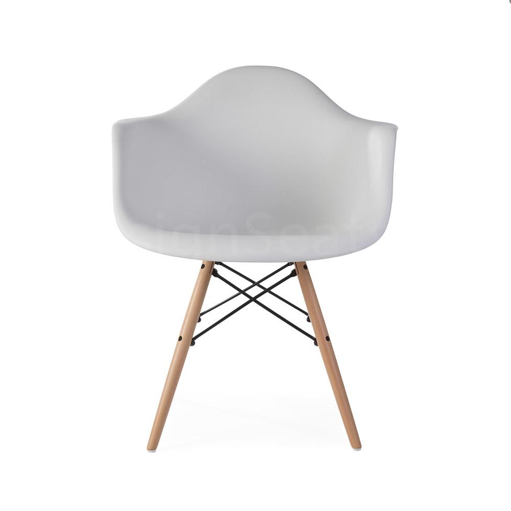 DAW Eames Design Stoel Wit
