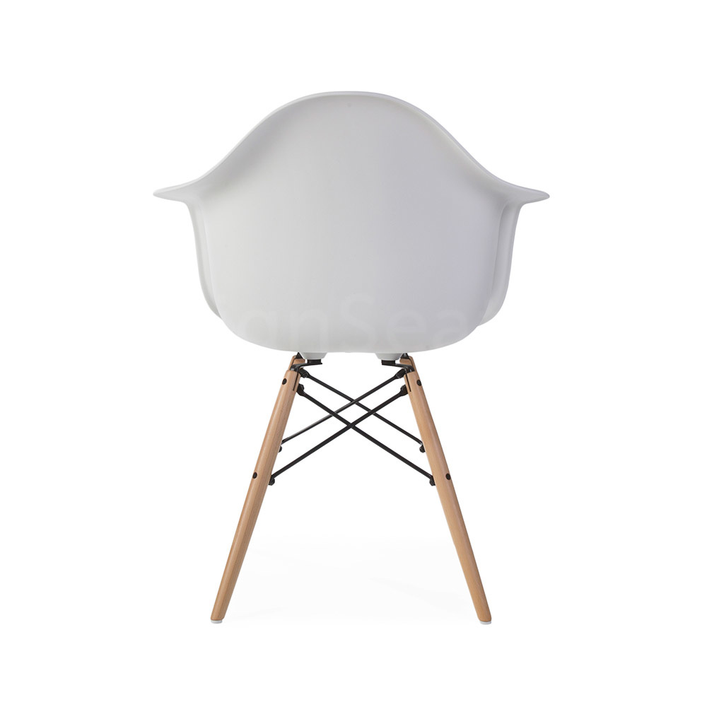 DAW Eames Design Chair White