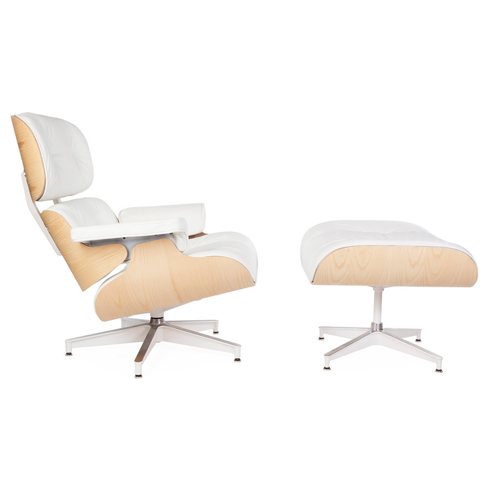 Eames Lounge Chair Special Wit