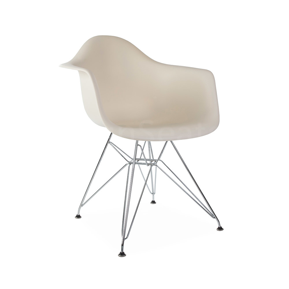 DAR Eames Design Stoel Wit 2 kleuren