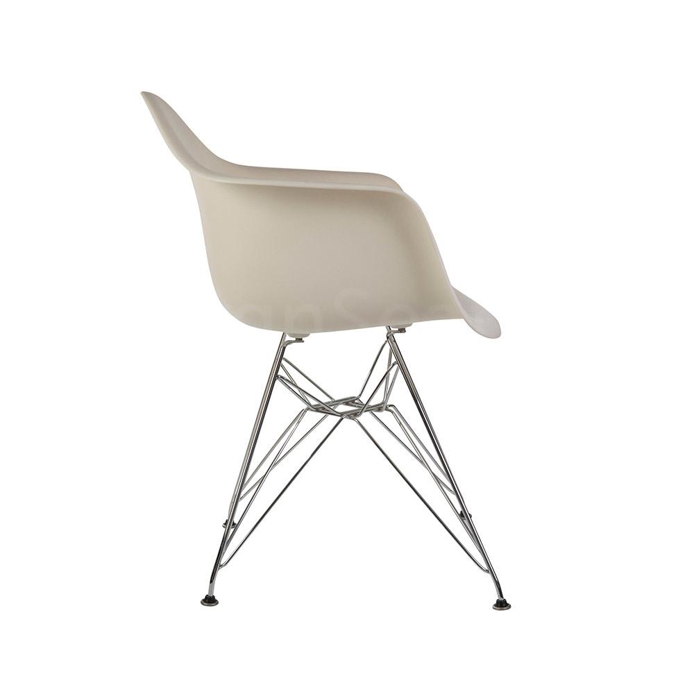 DAR Eames Design Chair White