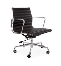 EA117 Office chair black/white