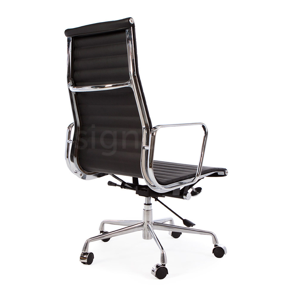 EA119 Office chair black/white