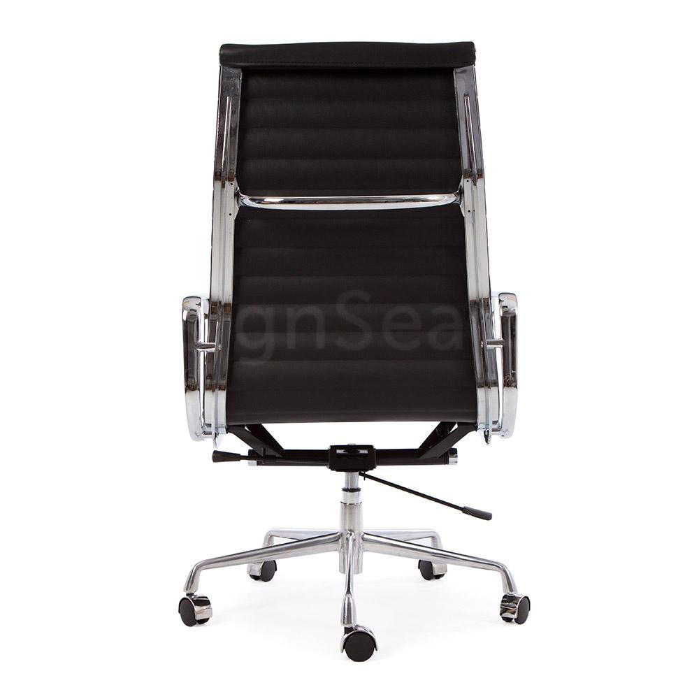 EA119 Eames Bureaustoel zwart/wit