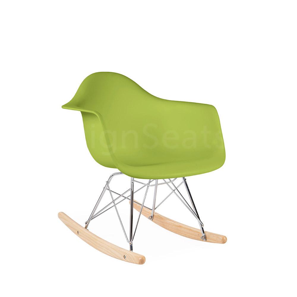 RAR Eames Design Kids Rocking Chair