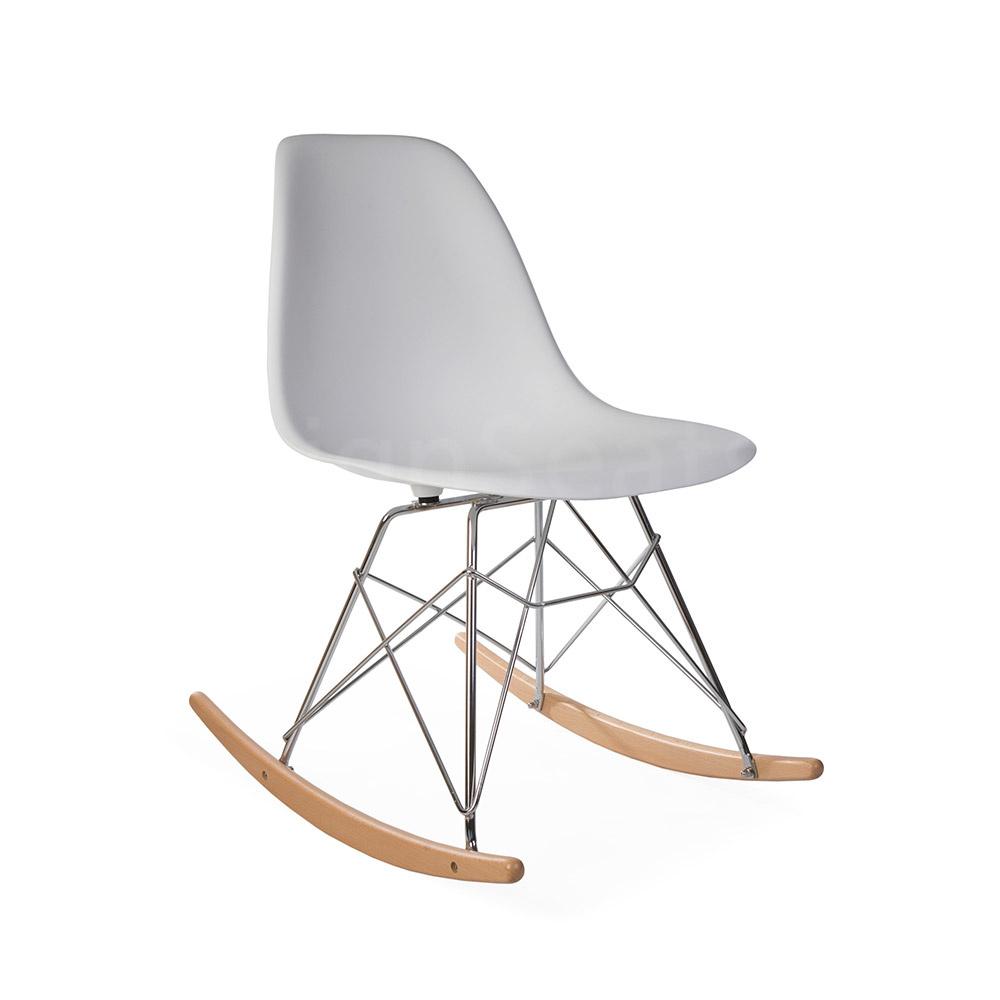 Mooie Grote Schommelstoel.Rsr Eames Design Kinder Schommelstoel Eames Eakus