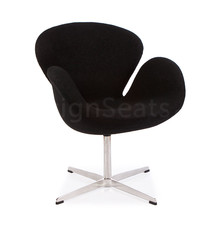 Swan chair Wool 9 kleuren