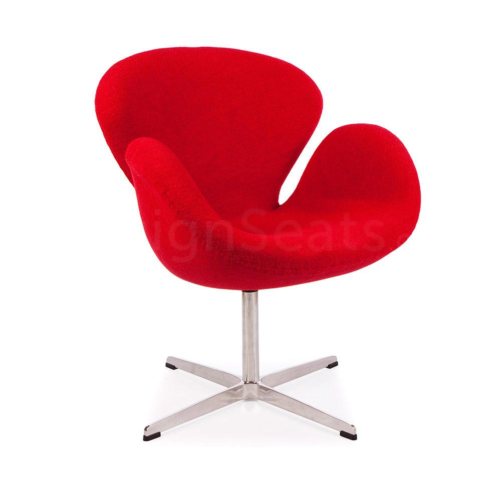 Swan chair Wool 9 colors