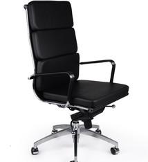 EA219 Comfort Leer Bureaustoel