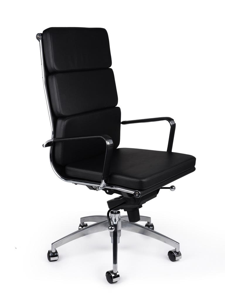 EA219 Comfortline Leer Bureaustoel
