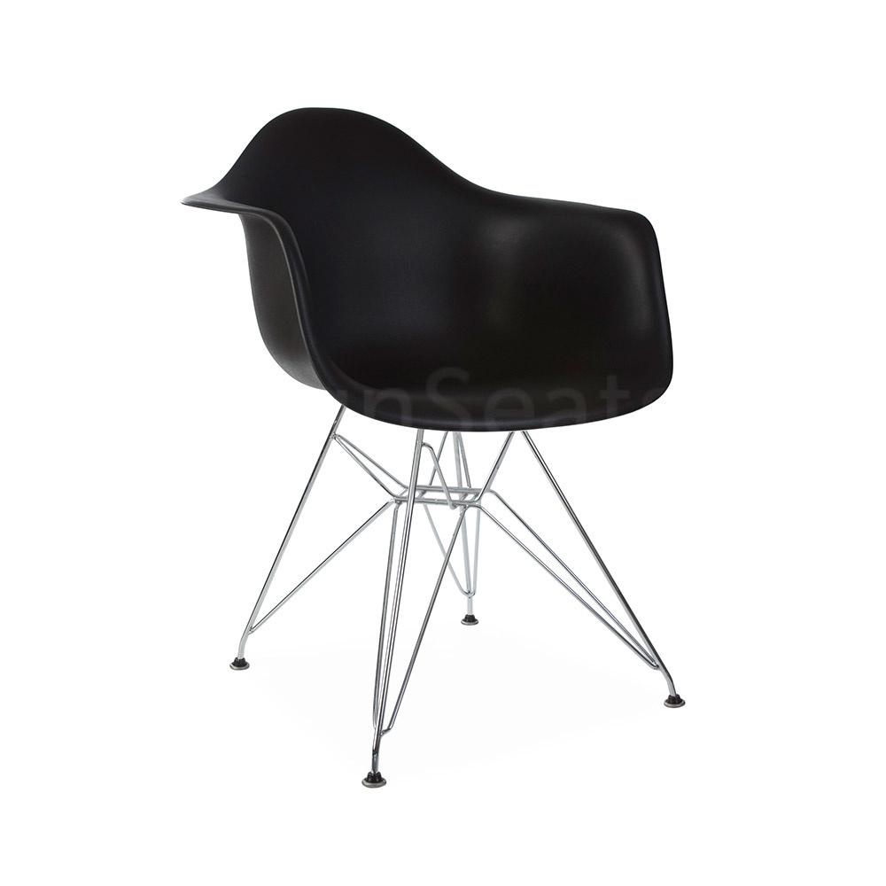 DAR Eames Design Chair Black