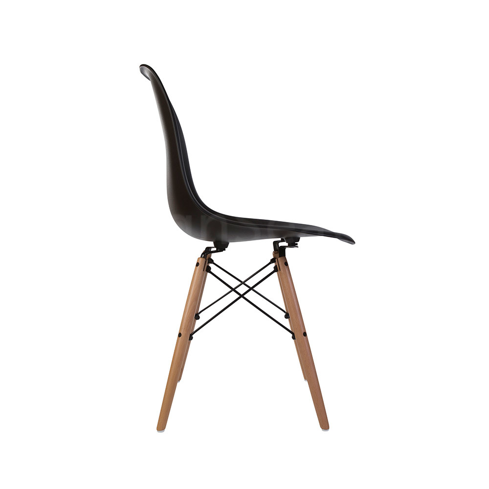 DSW Eames Design Chair Black