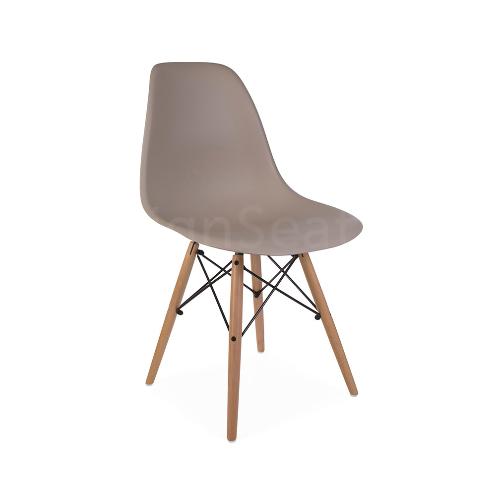 DSW Eames Design stoel Brown 6 colors