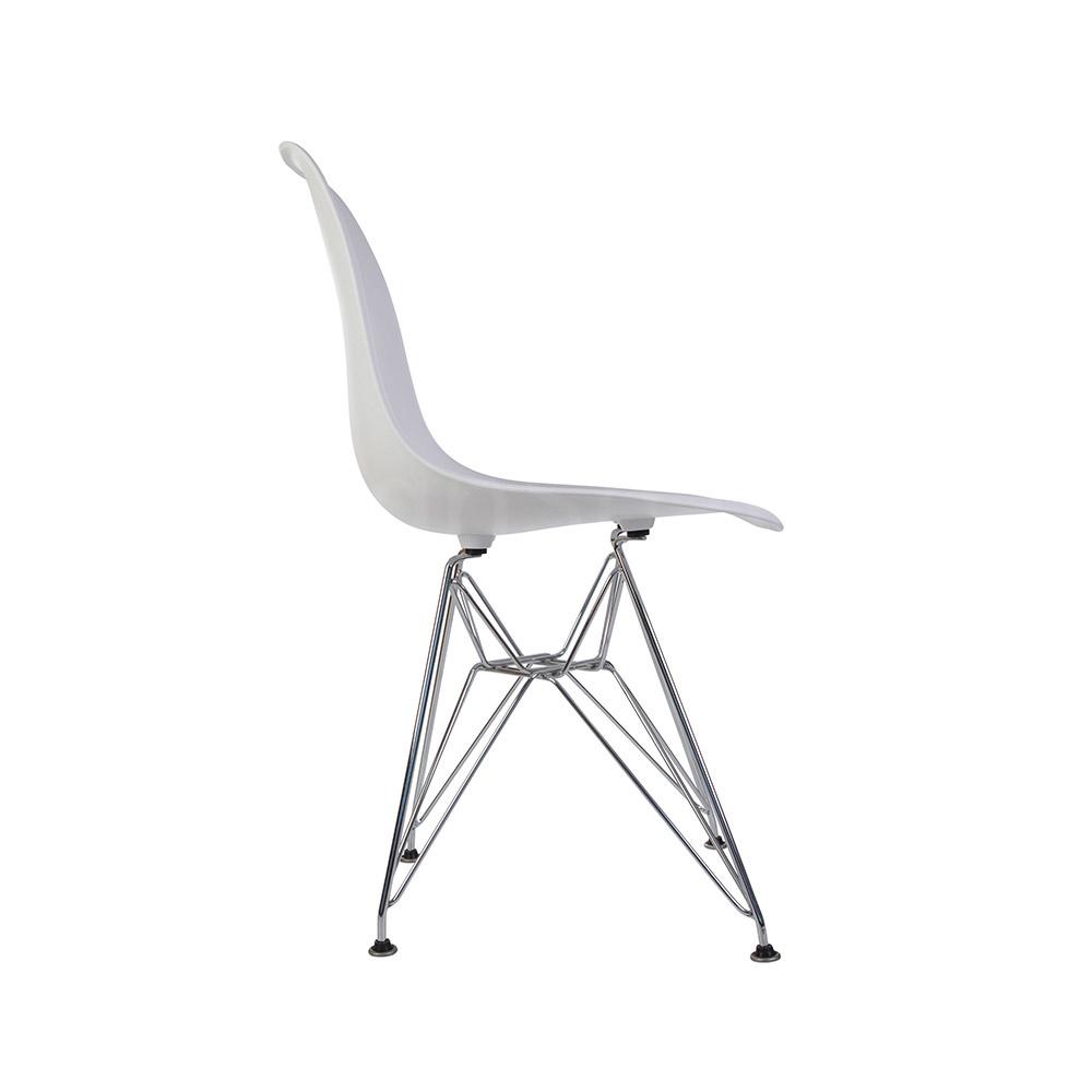 DSR Eames Design stoel White 2 colors