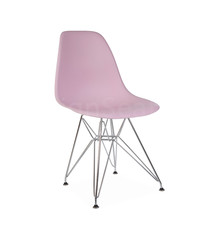 DSR Eames Design stoel Pink 4 colors