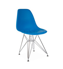 DSR Eames Design stoel Blue 7 colors