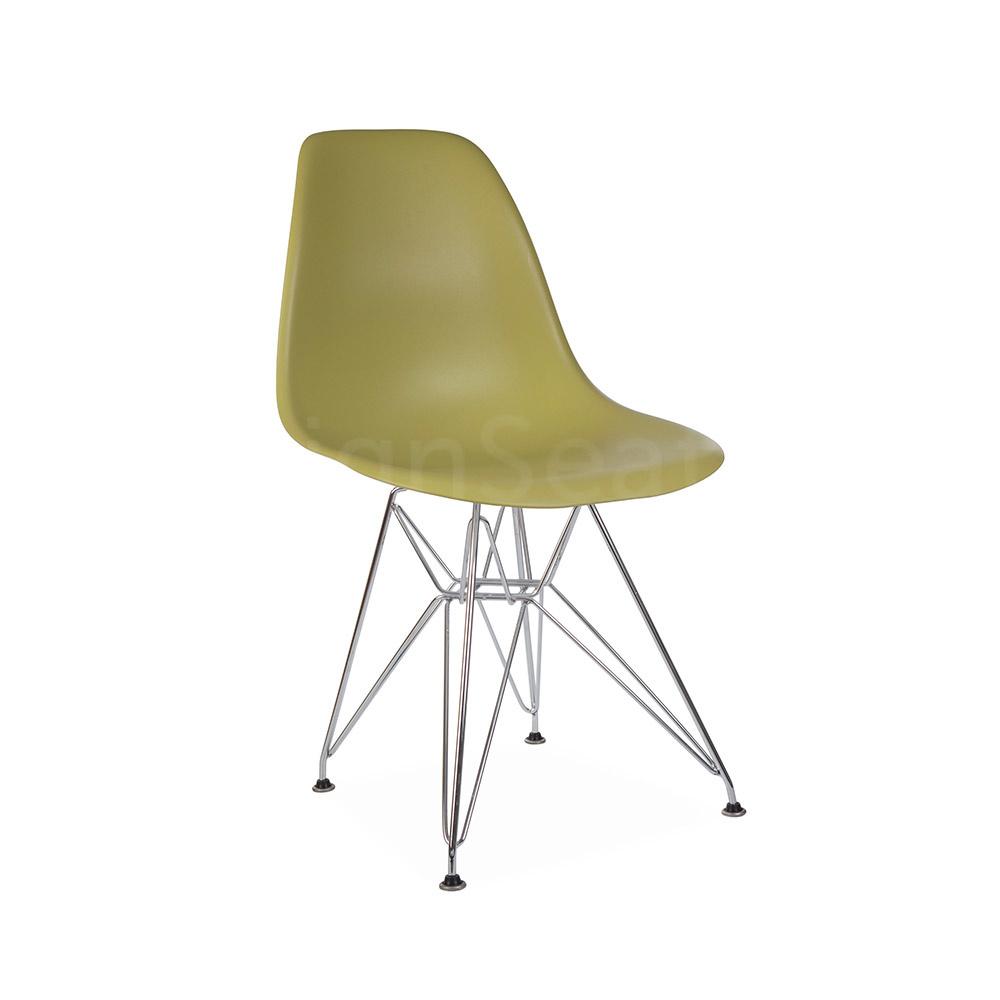 DSR Eames Design stoel Green 5 colors