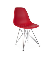 DSR Eames Design Chair Red