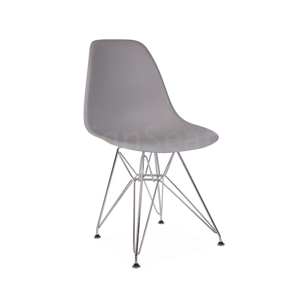 DSR Eames Design Chair Grey 3 colors