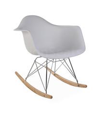 RAR Eames Design Rocking Chair White 2 colors