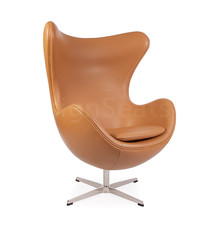 Egg chair leather 6 colors