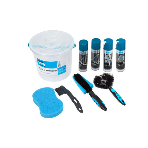 Pro Vaske & Vedlikehold Kit