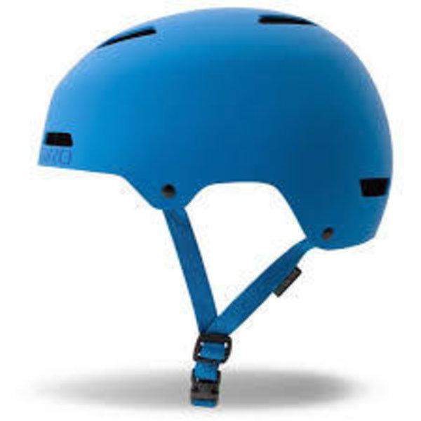 Giro Quarter Hjelm Matte Blue