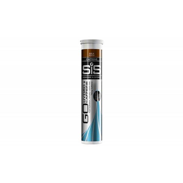 SIS GO Hydro Tabletter Cola+Koffein 20x4g