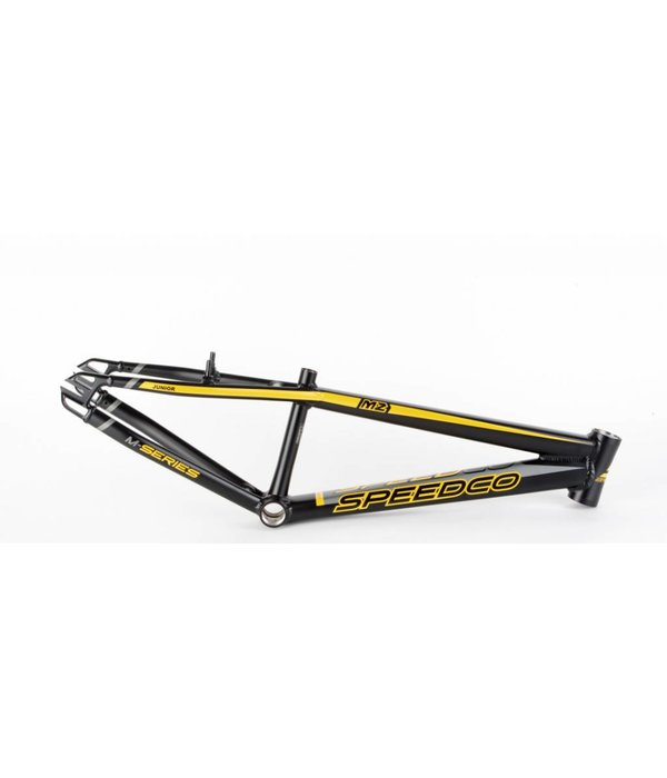 Speedco Bicycles Speedco M2 Rammekit 18 BMX Gul Youth