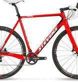Stevens Bikes Stevens Super Prestige Force 19 Fire Red