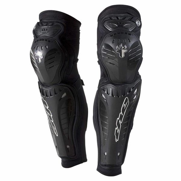 THE Kne/Legg beskytter F1 Storm Sort Small/Medium