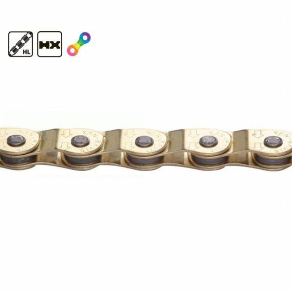 YBN Kjede MK918 1/2-1/8 Halflink Gold
