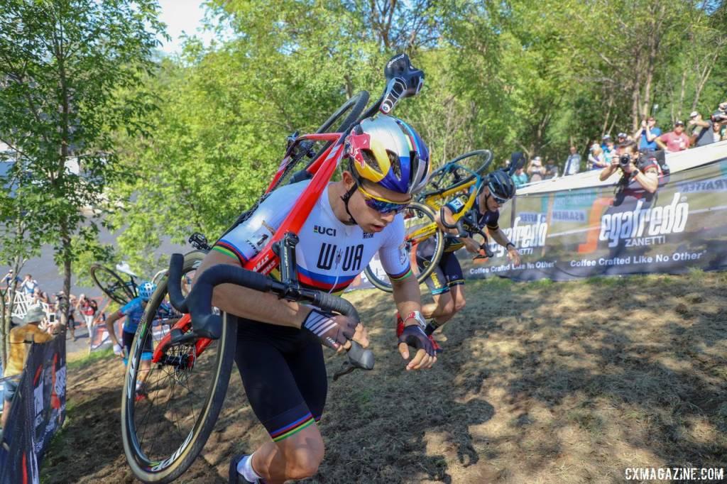 Pro Bike: Wout van Aert`s Stevens Super Prestige