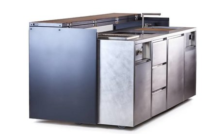 Lafosse Lafosse outdoor kitchen