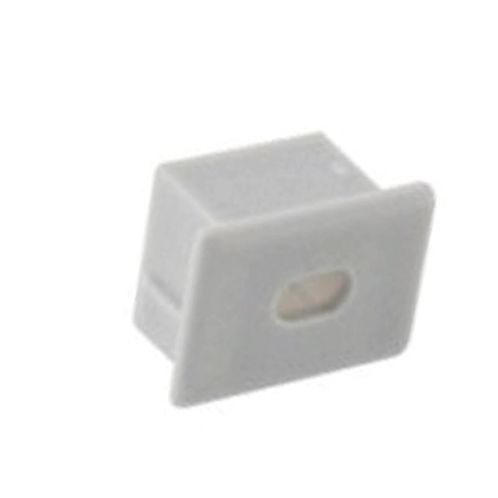 Klus Design aflsuitkap kabelinvoer ALU profiel standard