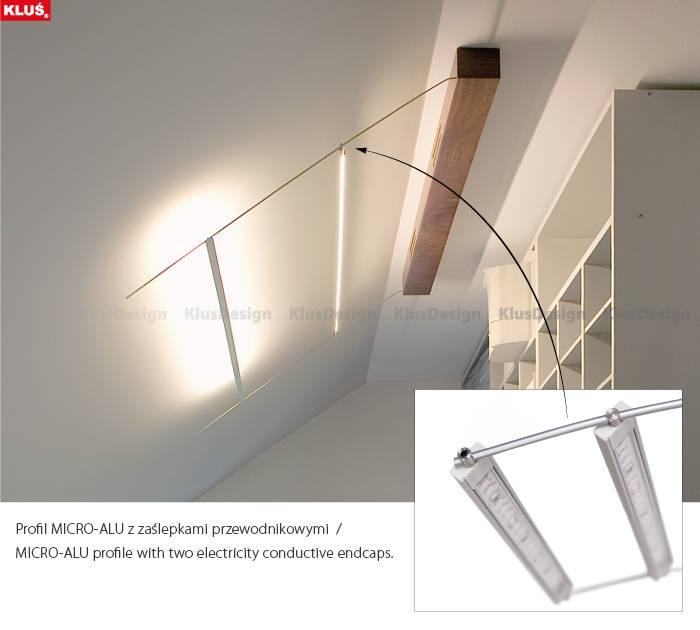 Klus Design Micro-alu profiel