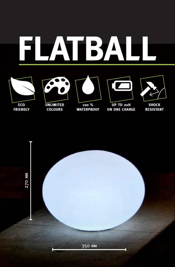 Smart & Green Flatball decoratie Smart & Green