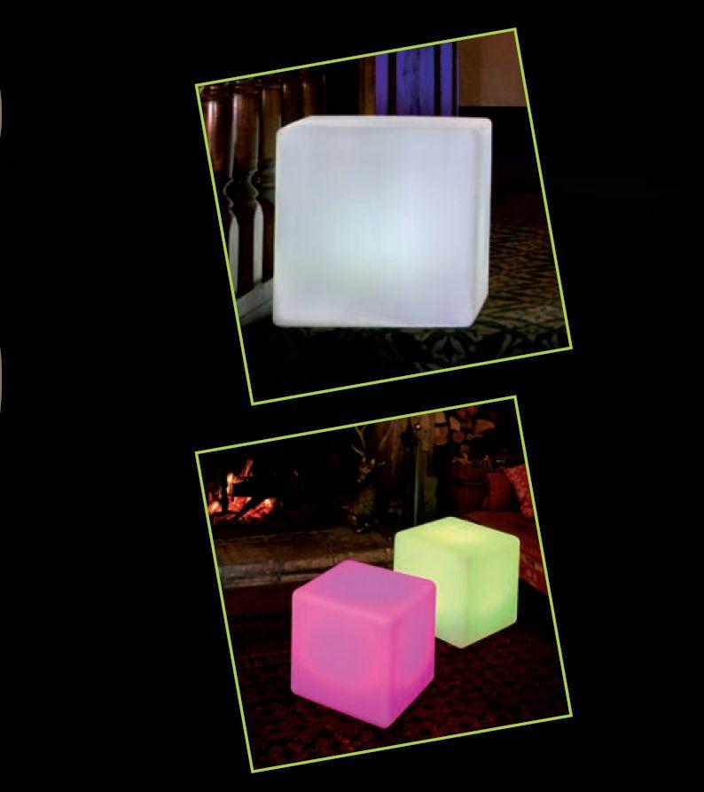 Smart & Green Big Cube decoratie Smart & Green