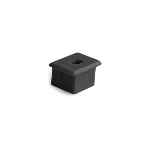 Klus Design Afsluitkap PDS-4 Black voor kabel invoer