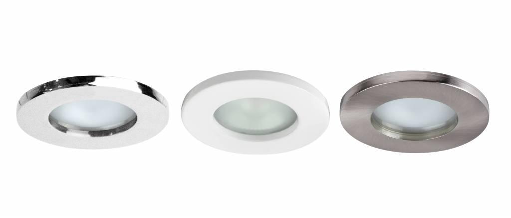 Vallas Inbouwkit Indigo HD1050 IP65 inclusief LED lamp