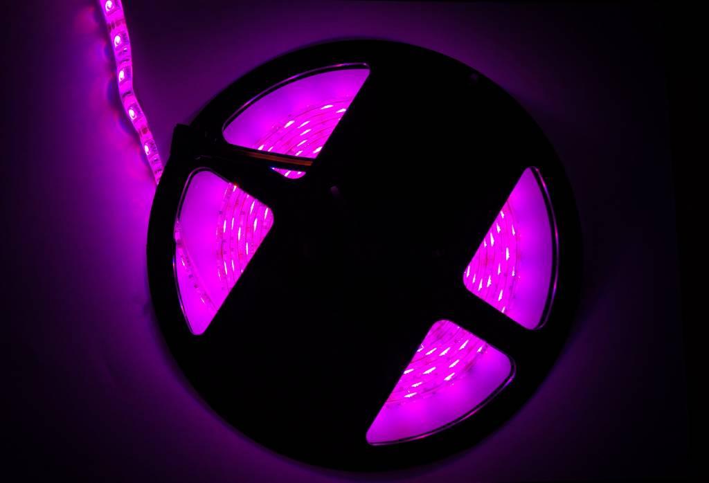 Vallas RGB LED Strip Budget serie