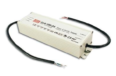 Mean Well LED Voeding 24V 100W Waterbestendig (IP 67)