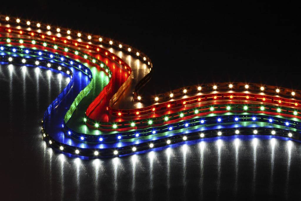 Vallas LED Strip 5W/m Wit IP67 Waterbestendig